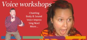 Ottawa voice workshops from Barclay McMillan